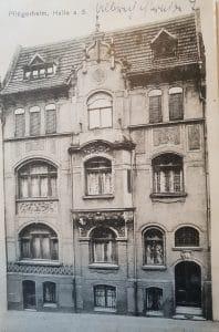 Verbindungshaus Pflug 1911
