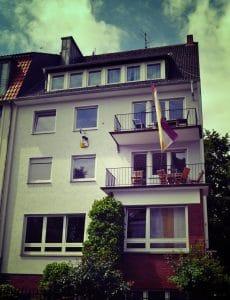 Das Pflüger-Haus in Münster