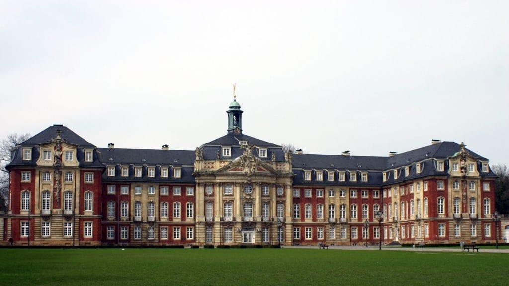 Westfälischen Wilhelms-Universität (gegründet 1780)